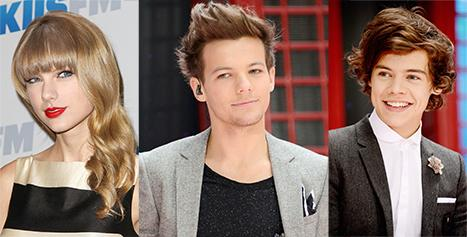 "Harry Styles' One Direction Bandmate Louis Tomlinson: Taylor Swift Is a ""Really Lovely Girl"""