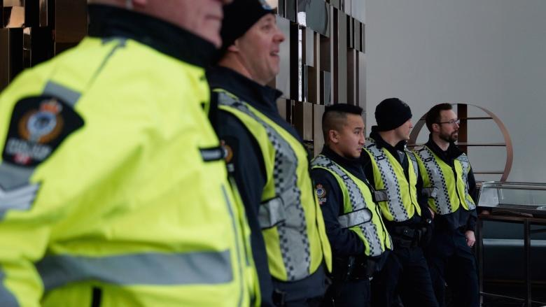 Policing Trump Tower protests cost VPD more than $100K