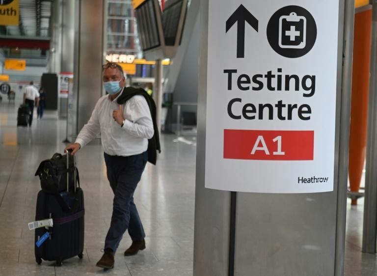 Britain has not yet removed Spain from its list of at-risk countries, meaning British travellers will have to quarantine on their return home as well as pay for expensive Covid-19 tests