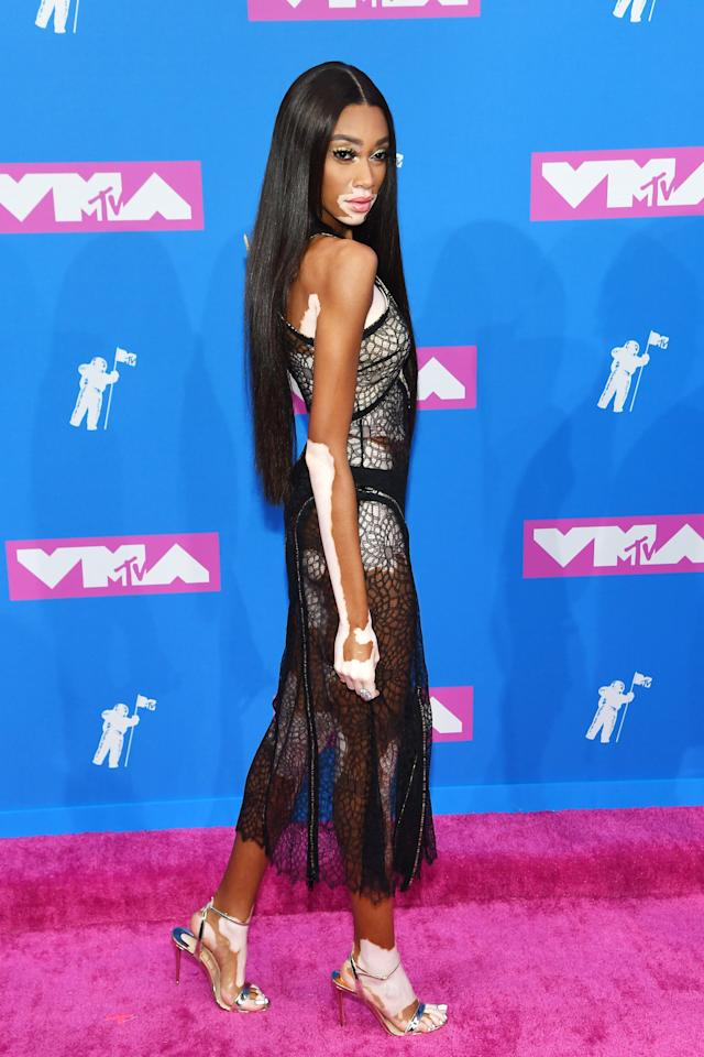 The Vmas Brought A Heavy Dose Of Sexy To The Red Carpet See The Hottest Dresses