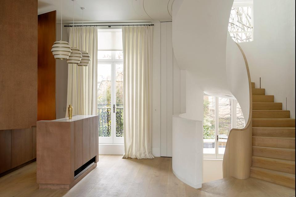 Fran Hickman's design for a Notting Hill townhouse (Fran Hickman)