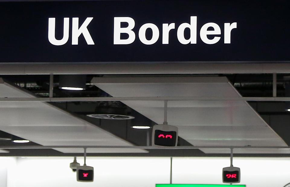 A growing number of criminals are foreign-born, according to new data (Rex)