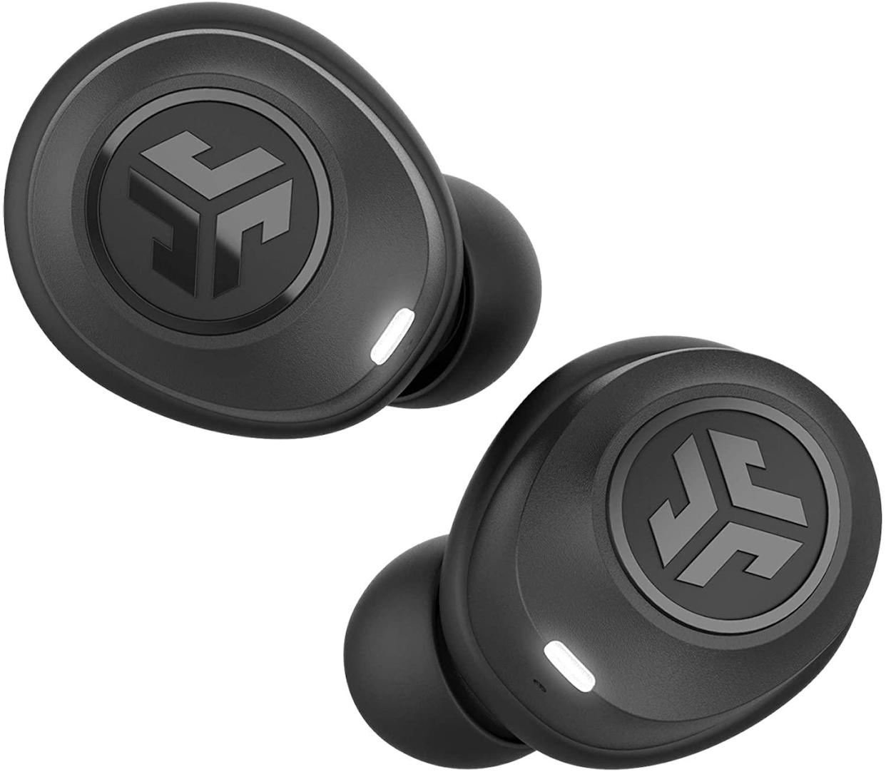 These JLabs ear buds are new and improved — and on sale. (Photo: Amazon)