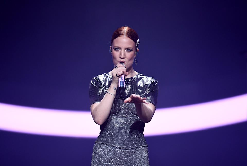 Jess Glynne's family have suffered heartbreak this year (Photo by Jeff Spicer/Getty Images for BT)