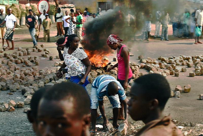 Burundi President Pierre Nkurunziza's decision to run for a controversial third term sparked mass riots, a failed coup and a simmering rebellion