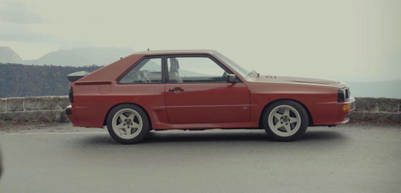 Audi Sport Quattro >> This 1984 Audi Sport Quattro Is Andre Lotterer S Daily Driver