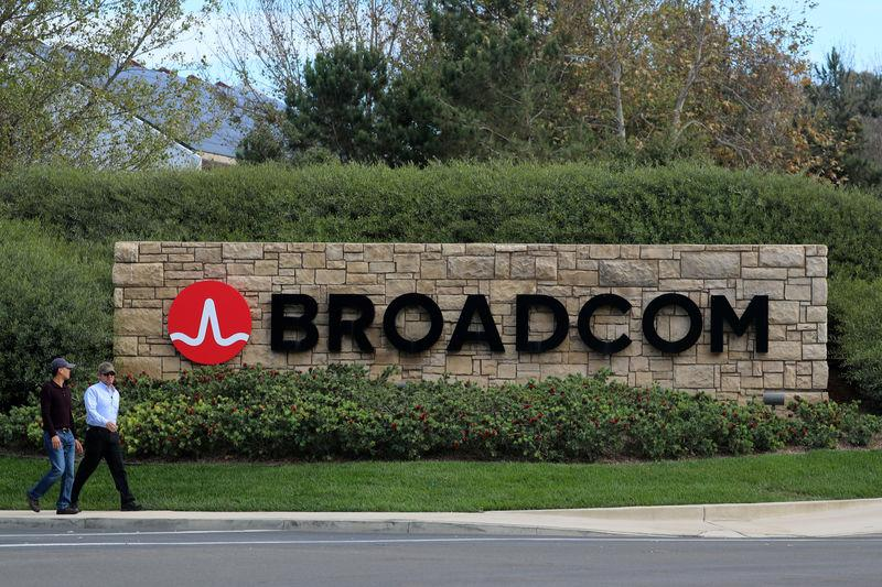 Pentagon Says Memo Asking For Broadcom Ca Deal Review Is Likely Fake