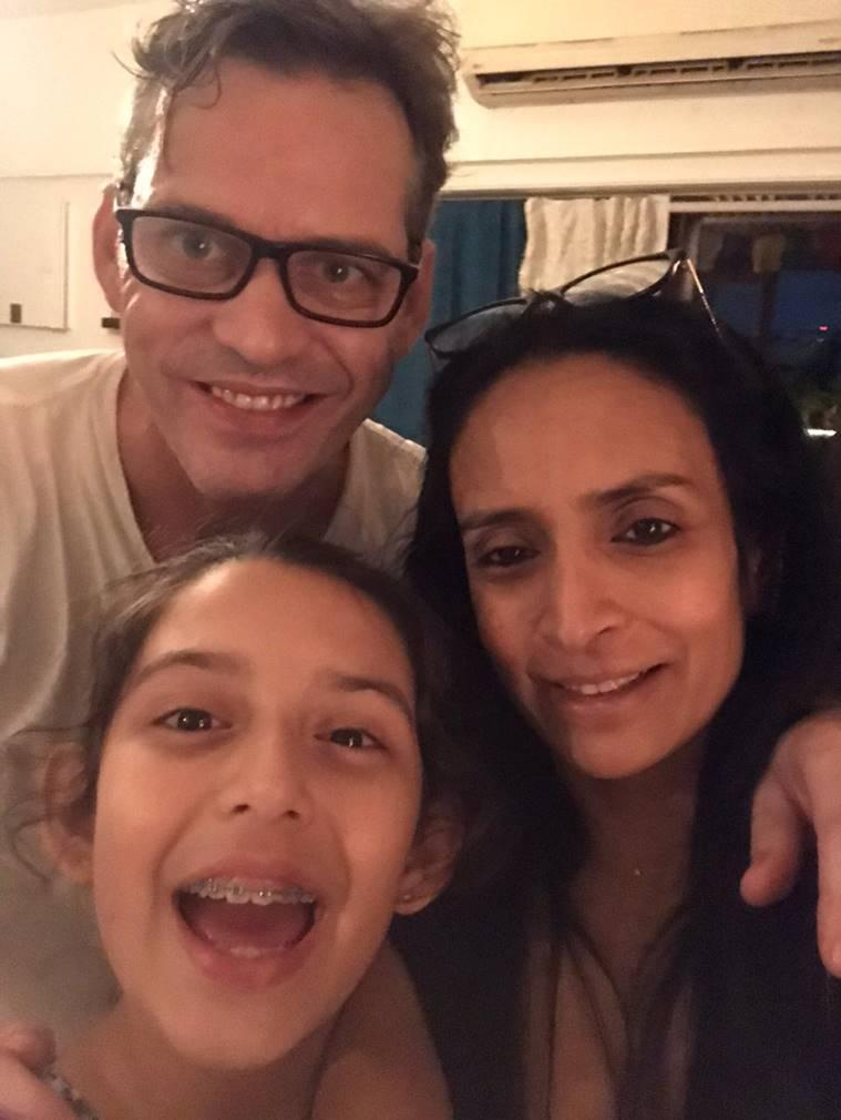 Suchitra Pillai, parenting