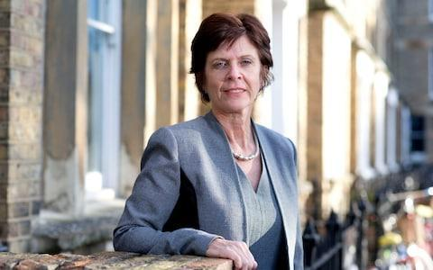<span>Louise Richardson, Vice-Chancellor of the University of Oxford</span> <span>Credit: Heathcliff O'Malley </span>
