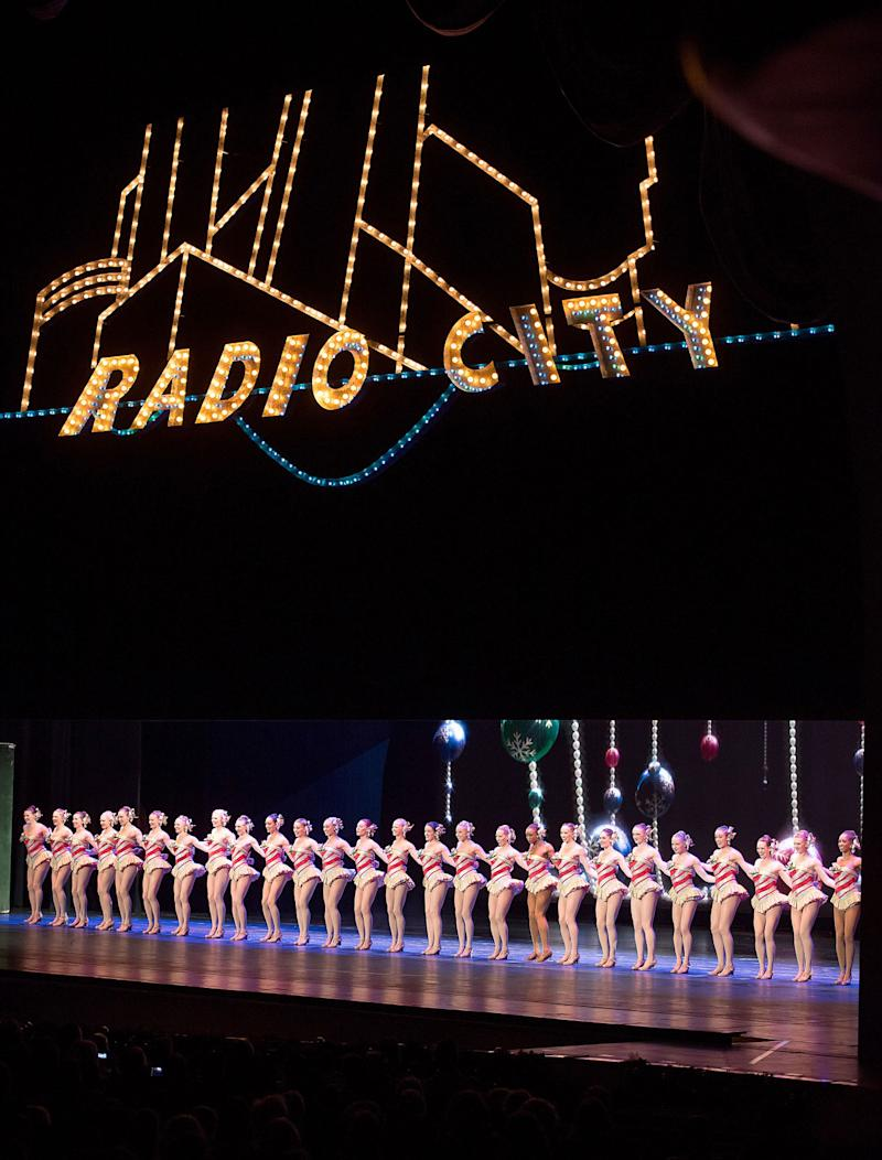 Radio City Music Hall Christmas Spectacular.Behind The Scenes With The Rockettes At Radio City Music