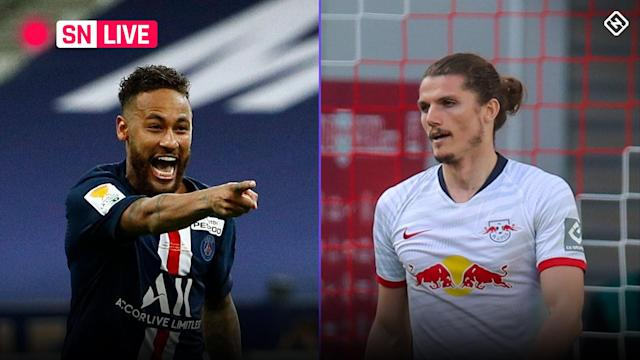 Psg Vs Rb Leipzig Score Results Highlights From 2020 Champions League Semifinal