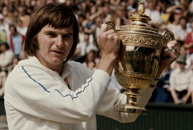 Jimmy Connors / Foto: Getty Images