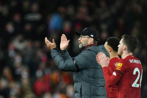 """We all know it's very special, but in the moment we are really just in the situation and want to recover and prepare for the next one,"" said Liverpool manager Jurgen Klopp after a scare at home to West Ham"