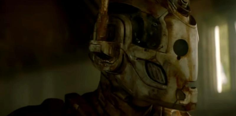 Cyberman in Doctor Who series 12 (Credit: BBC)