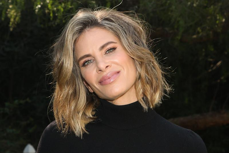 Jillian Michaels, pictured in January, believes she contracted COVID-19 from a friend. (Photo: Paul Archuleta via Getty Images)