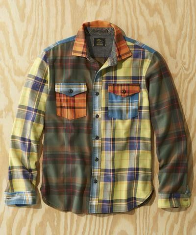 """<p><strong>L.L.Bean x Todd Snyder</strong></p><p>toddsnyder.com</p><p><strong>$129.00</strong></p><p><a href=""""https://go.redirectingat.com?id=74968X1596630&url=https%3A%2F%2Fwww.toddsnyder.com%2Fcollections%2Fl-l-bean-x-todd-snyder-two%2Fproducts%2Fllb-x-ts-heavy-weight-plaid-shirt-multi-1&sref=https%3A%2F%2Fwww.townandcountrymag.com%2Fstyle%2Fmens-fashion%2Fg34524507%2Ftodd-snyder-and-ll-bean-collaboration%2F"""" rel=""""nofollow noopener"""" target=""""_blank"""" data-ylk=""""slk:Shop Now"""" class=""""link rapid-noclick-resp"""">Shop Now</a></p>"""