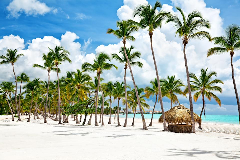 Destinations in the Dominican Republic likePlaya Bavaro have been trending on Trivago. (Photo: danilovi via Getty Images)
