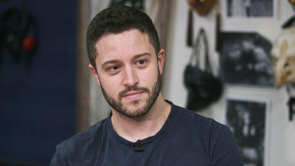 PHOTO: Cody Wilson of Defense Distributed is interviewed by ABC News. (ABC News)