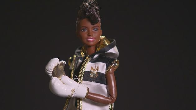 Barbie has selected two-time Olympic champion Nicola Adams to be their UK Shero. She joins 14 other Shero's from around the globe.