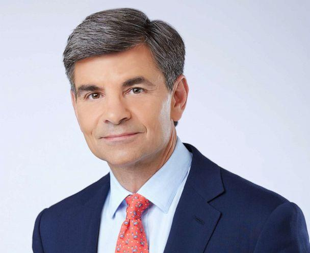 PHOTO: George Stephanopoulos. (Heidi Gutman/ABC News)