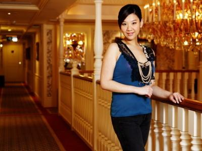 Joyce Cheng aims to be healthy