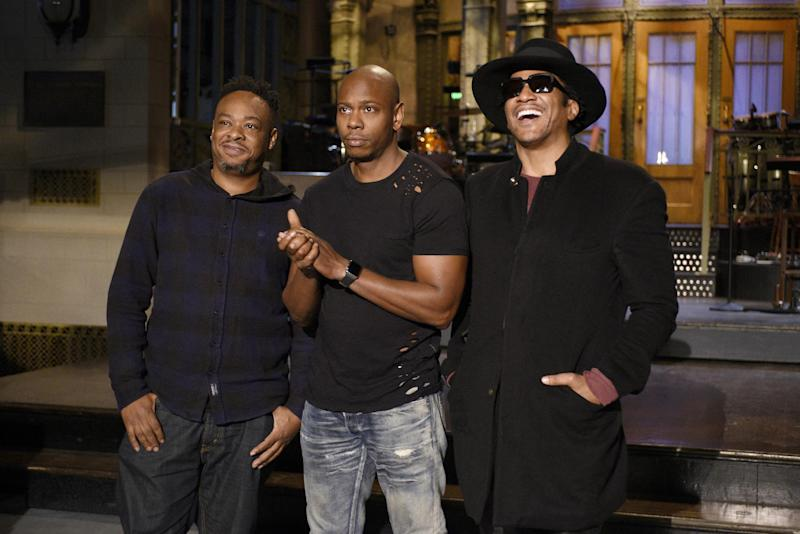 Dave Chappelle Delivers Hilarious Monologue, Even Funnier Skits on 'SNL'