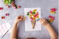 """<p>As much as our moms deserve to be showered with love all year round, there's no denying that they deserve it even more on Mother's Day. Perhaps you're thinking of whipping up a <a href=""""https://www.thepioneerwoman.com/food-cooking/meals-menus/g35549541/mothers-day-brunch/"""" rel=""""nofollow noopener"""" target=""""_blank"""" data-ylk=""""slk:Mother's Day brunch"""" class=""""link rapid-noclick-resp"""">Mother's Day brunch</a>, planning a picnic, or crafting fun <a href=""""https://www.thepioneerwoman.com/holidays-celebrations/gifts/g32307619/diy-gifts-for-mom/"""" rel=""""nofollow noopener"""" target=""""_blank"""" data-ylk=""""slk:DIY Mother's Day gifts"""" class=""""link rapid-noclick-resp"""">DIY Mother's Day gifts</a> for all the mamas in your life. If so, you'll also want to check out these cute DIY Mother's Day cards too to really show your mom how much you care. Instead of making a beeline to your local drugstore card aisle, you and your kids will love putting a little extra creative effort into your <a href=""""https://www.thepioneerwoman.com/holidays-celebrations/g35770191/last-minute-mothers-day-gifts/"""" rel=""""nofollow noopener"""" target=""""_blank"""" data-ylk=""""slk:Mother's Day gifts"""" class=""""link rapid-noclick-resp"""">Mother's Day gifts</a> this year. These totally customizable cards are a great idea for sending to your mom, grandma, daughter, and any other motherly figures in your life!</p><p>If you're looking for a card that'll reflect her interests, such as pop culture, coffee, butterflies, flowers, outer space, or just about anything in between, ahead you'll discover more than a few crafty ideas worth considering. As for what to put inside? Get inspired by heartfelt <a href=""""https://www.thepioneerwoman.com/holidays-celebrations/a35524085/mothers-day-messages/"""" rel=""""nofollow noopener"""" target=""""_blank"""" data-ylk=""""slk:Mother's Day messages"""" class=""""link rapid-noclick-resp"""">Mother's Day messages</a> or sweet <a href=""""https://www.thepioneerwoman.com/home-lifestyle/g35713338/mother-daughter-quotes/"""" rel=""""nofollow noopener"""" ta"""