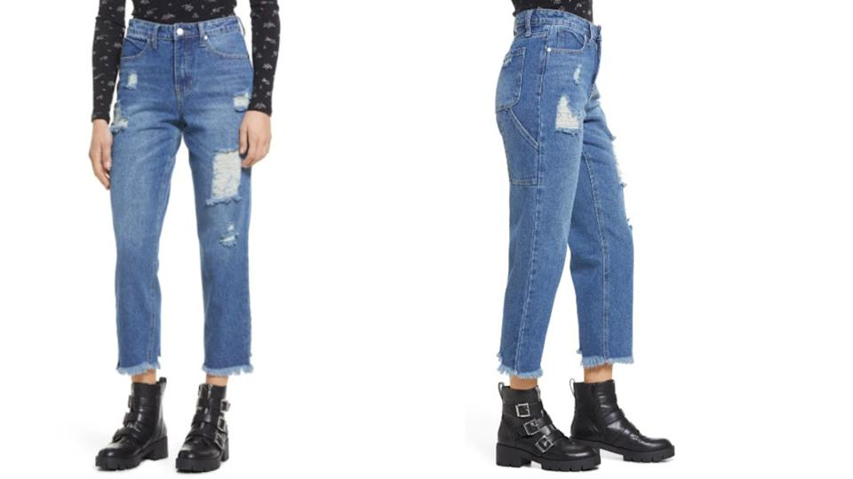 BP. Distressed Carpenter Jeans - Nordstrom. $18 (originally $45)