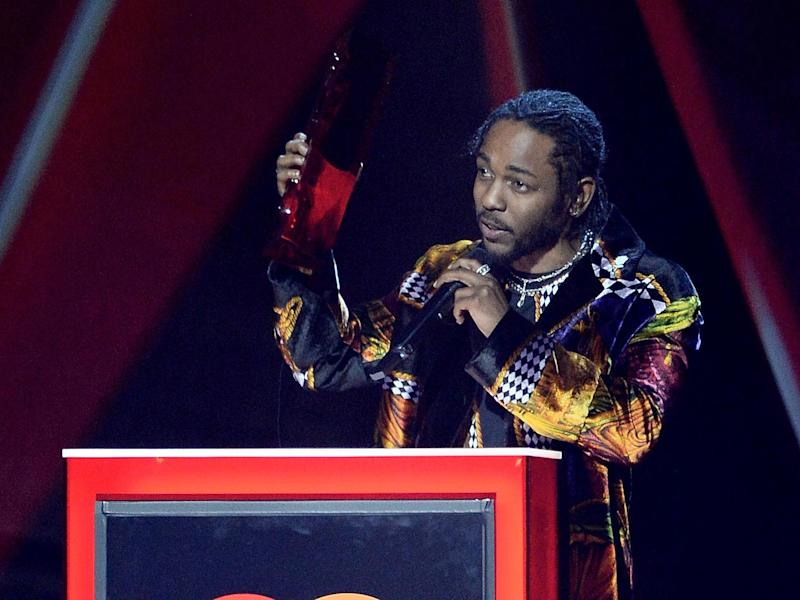 Kendrick Lamar. Credit: Getty: Credit: Getty