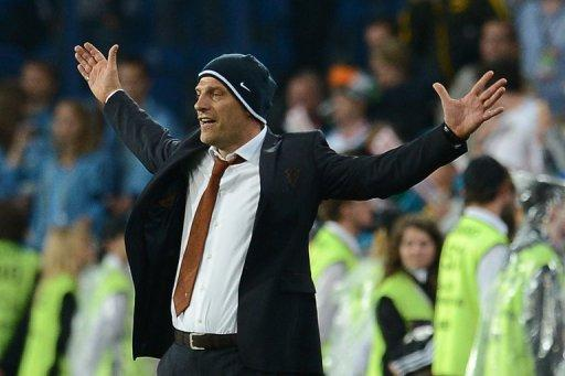 """Tonight we showed that we can play,"" Slaven Bilic said after the final whistle"