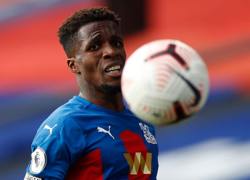Boy who racially abused Palace's Zaha 'extremely remorseful'
