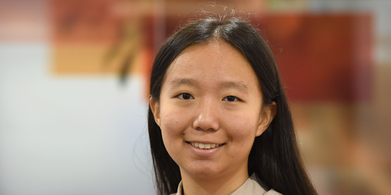 43) Nina Ma, technology, data & analytics senior associate, PwC. Photo: PwC
