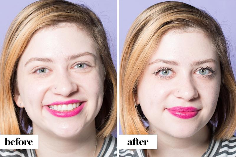 I Tried Dior's New Squeezable Mascara and, Whoa, It Gave Me Lashes
