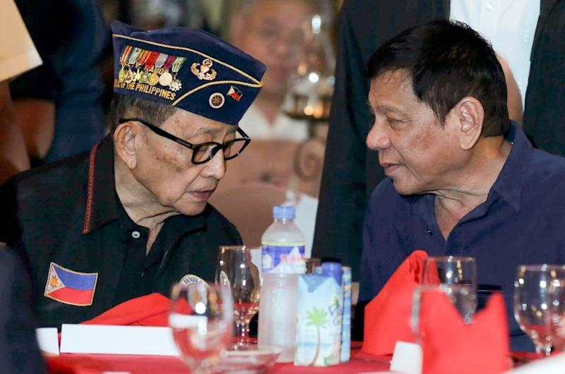 Image result for Fidel Ramos on Duterte