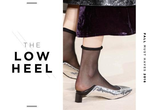 <p>A metallic shoe—even without a high heel—will amp up any outfit, day or night! </p>