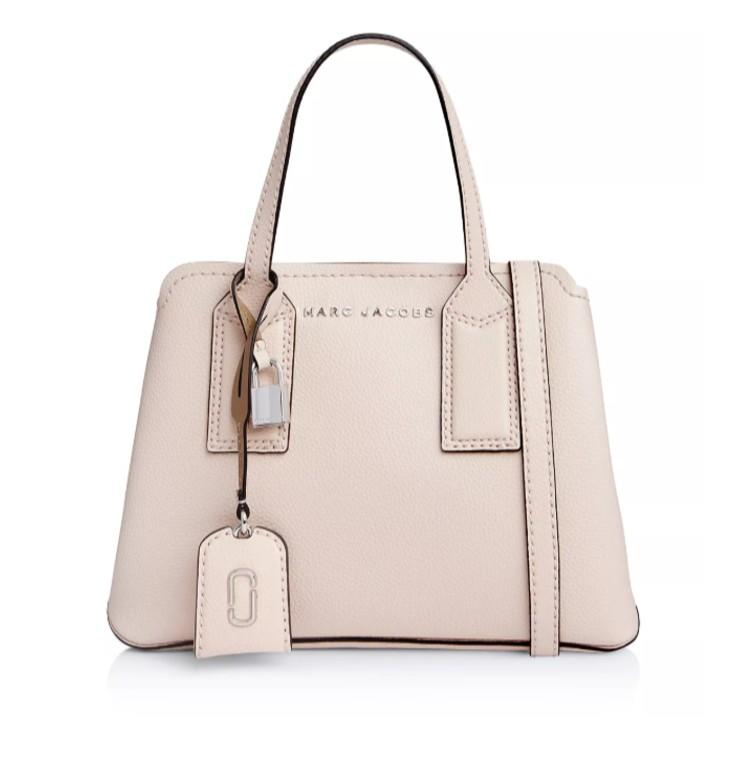 Marc Jacobs The Editor Leather Satchel. (Photo: Bloomingdale's)