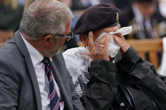 Anniversary of the D-Day landings