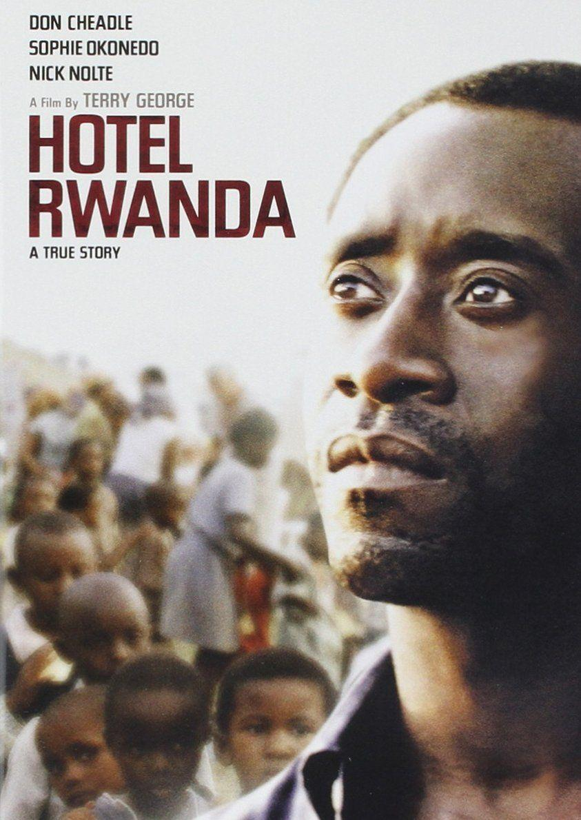 """<p><a class=""""link rapid-noclick-resp"""" href=""""https://www.amazon.com/Hotel-Rwanda-Don-Cheadle/dp/B0007R4T3U/?tag=syn-yahoo-20&ascsubtag=%5Bartid%7C10067.g.15907978%5Bsrc%7Cyahoo-us"""" rel=""""nofollow noopener"""" target=""""_blank"""" data-ylk=""""slk:Watch Now"""">Watch Now</a> </p><p><span>When Hutu military forces initiate a campaign of ethnic cleansing against the Tutsi minority in Rwanda, hotel owner Paul Rusesabagina struggles to protect Tutsi refugees and his wife as the </span><span>violence</span><span> around them escalates into what is now known as the Rwandan genocide.</span></p>"""