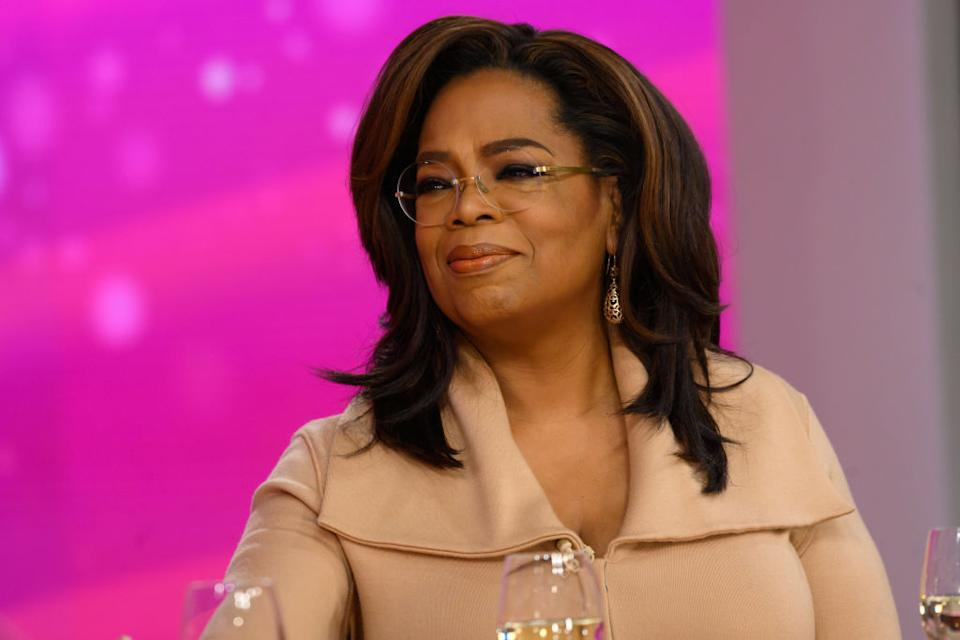 """Oprah Winfrey was the commencement speaker for """"#Graduation2020: Facebook and Instagram Celebrate the Class of 2020."""" (Photo: Zach Pagano/NBC/NBCU Photo Bank via Getty Images)"""