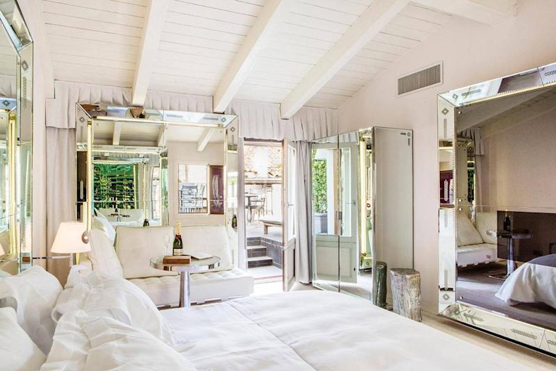 Palazzina is Philippe Starck at his most outré (Design Hotels)