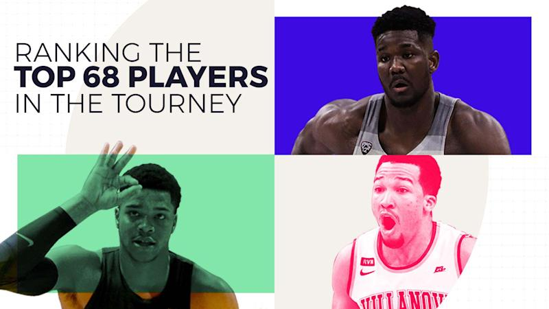 March Madness 2018: Ranking the 68 best players in the NCAA Tournament