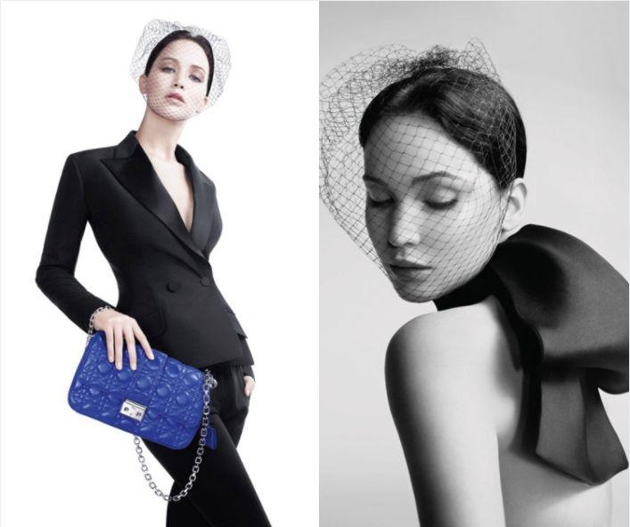 Both of the Photoshopped Dior ads.
