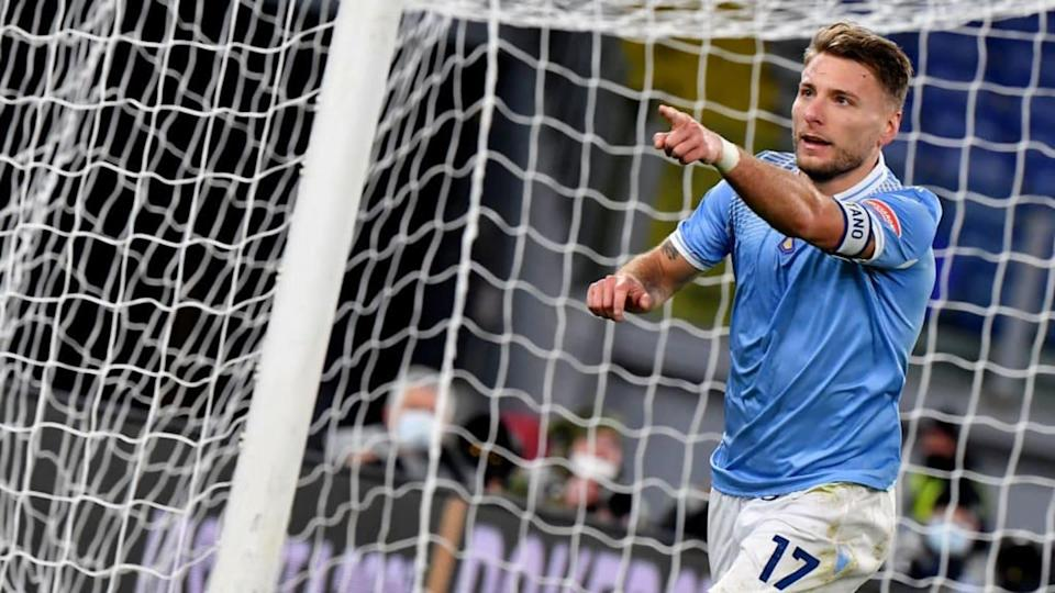 Ciro Immobile | MB Media/Getty Images