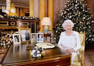 """<p>In the U.K., Christmas crackers have little corny jokes inside and Queen Elizabeth reportedly insists on reading the jokes herself. In fact, when the Queen was younger she used to make up her own jokes to tell the family, according to <a href=""""https://www.express.co.uk/news/royal/895122/Queen-Sandringham-Christmas-cracker-table-piece-revealed-Prince-Philip-Tom-Smith"""" rel=""""nofollow noopener"""" target=""""_blank"""" data-ylk=""""slk:Express.co.uk"""" class=""""link rapid-noclick-resp"""">Express.co.uk</a>.</p>"""