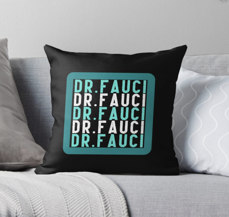 The perfect thing to cuddle during your quarantine-induced Netflix binge. (Photo: Redbubble)