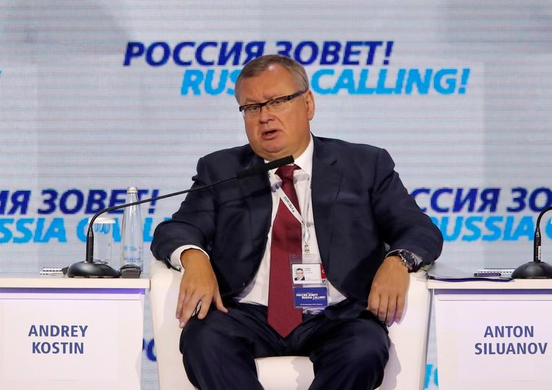 Exclusive: Russia's VTB plans to expand grain business and then exit - CEO