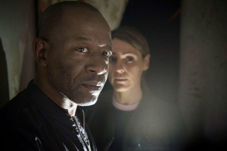 Lennie James and Suranne Jones star in Save Me. (Sky Atlantic)