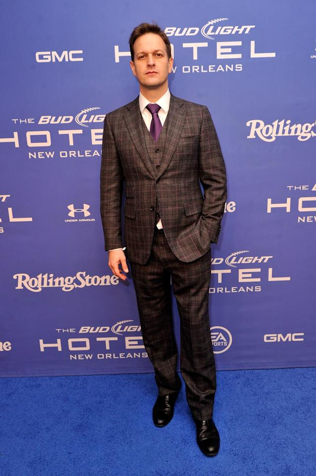 NEW ORLEANS, LA - FEBRUARY 02: Actor Josh Charles attends Bud Light Presents Stevie Wonder and Gary Clark Jr. at the Bud Light Hotel on February 2, 2013 in New Orleans, Louisiana. (Photo by Stephen Lovekin/Getty Images for Bud Light)
