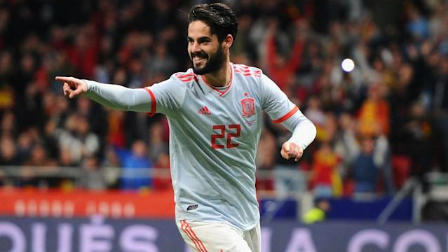 The Portugal superstar bagged the match ball in a thrilling World Cup encounter, with his efforts frustrating a number of Real Madrid colleagues