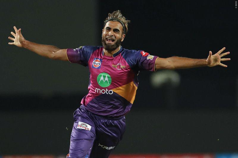 Wicket-taking ability of Tahir was effective for RPS